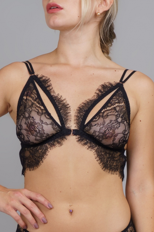 DARK QUEEN BRA